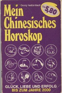 georg haddenbach chinesisches horoskop b cher. Black Bedroom Furniture Sets. Home Design Ideas