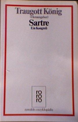 Sartre - Ein Kongreß