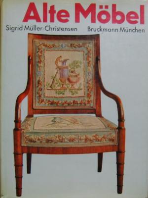 Alte Mobel Vom Mittelalter Bis Zum Jugendstil Muller Christensen