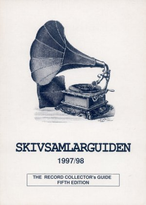 Bildtext: SKIVSAMLARGUIDEN - The RECORD COLLECTOR's GUIDE 1997/98 von Forslund, Ronny