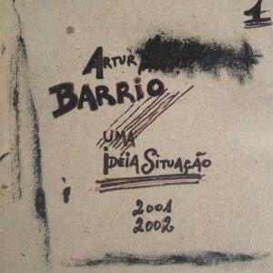 Bildtext: Uma idéia situação, 2001-2002 von Artur Barrio