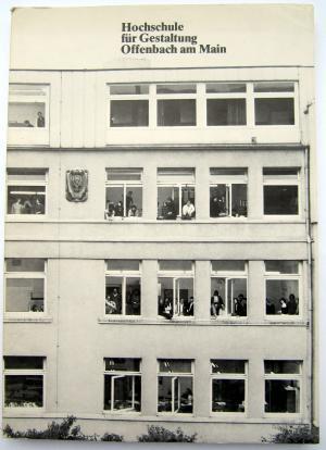 Hochschule f r gestaltung offenbach b cher gebraucht for Visuelle architektur
