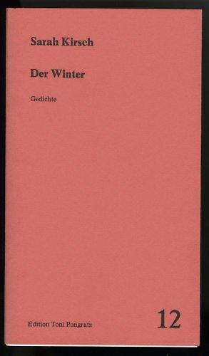 Der Winter Gedichte Edition Toni Pongratz 12