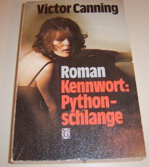 Kennwort: Pythonschlange