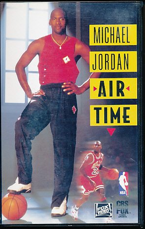 Opening To Michael Jordan Air Time 1993 VHS