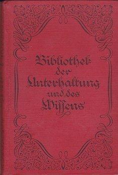 Bilbiothek der Unterhaltung und des Wissens 4/1925