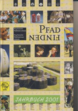 Pfadfinden-Jahrbuch. 2001 - Ring deutscher Pfadfinderverbände
