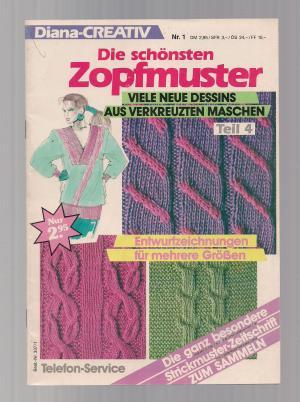 """Diana-Creativ Nr"""" – Buch antiquarisch kaufen – A01YoiHu01ZZT"""