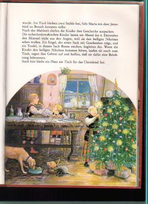 Frohe Weihnachten überall.Frohe Weihnacht überall Ab 8 J