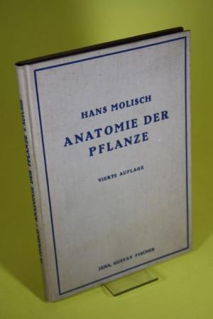 """Anatomie der Pflanze"""" (Molisch Dr) – Buch antiquarisch kaufen ..."""