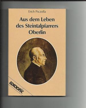 Aus dem Leben des Steintalpfarrers Oberlin (BK26)