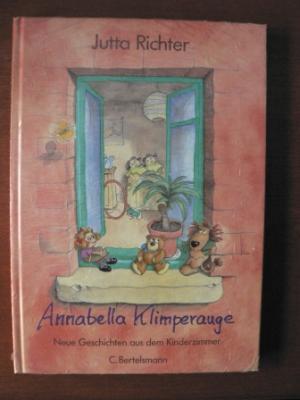 Richter jutta annabella klimperauge geschichten aus dem - Kinderzimmer jutta ...