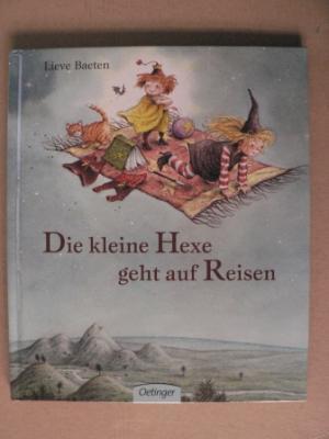 """ISBN 9783789163296 """"Die kleine Hexe geht auf Reisen"""" neu"""