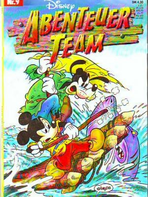 Disney Abenteuer Team Nr. 9
