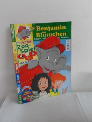 Benjamin Blümchen - Nr, 22/2006 - Lesen, Malen, Lachen, Begreifen - ( Kindermagazin/Kindercomic/Comic)