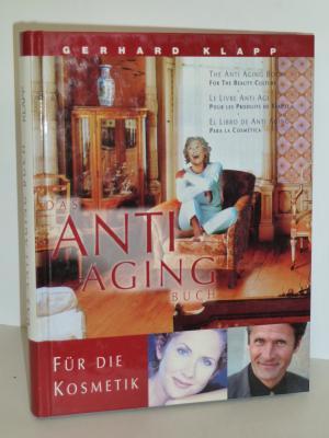das anti aging buch klapp gerhard buch gebraucht kaufen a02cu3is01zz8. Black Bedroom Furniture Sets. Home Design Ideas