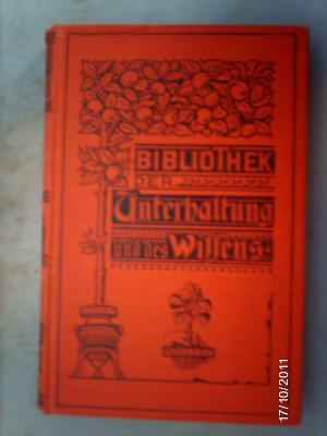 bibliothek der unterhaltung und des wissens 1901. Black Bedroom Furniture Sets. Home Design Ideas
