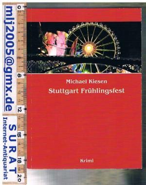 Stuttgart Frühlingsfest. Krimi. Genehmigte Sonderausgabe.