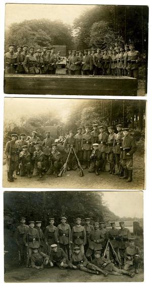 I Weltkrieg 3 Photo Karten Iv Buch Antiquarisch Kaufen