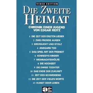 Die Zweite Heimat Chronik Einer Jugend Edgar Reitz Film Gebraucht Kaufen A000g9bm11zzc