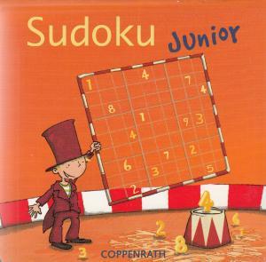 Sudoku Junior Orange - Heine, Stefan
