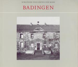 Schlösser und Gärten der Mark - Badingen