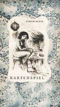 Kartenspiel   -   Aufgabenbuch kleiner Prosa -