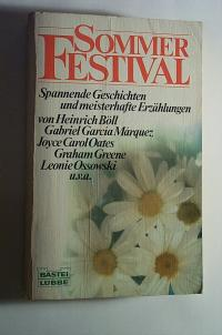 SommerFestival. Spannende Geschichten und meisterhafte Erzählungen.