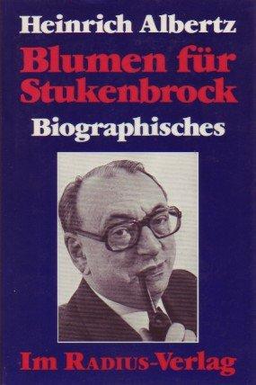 Blumen für Stukenbrock. Biographisches