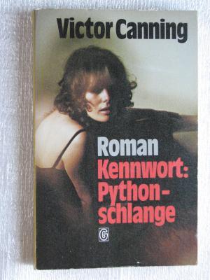 Kennwort Pythonschlange. Krimi