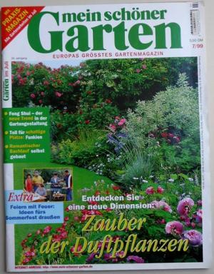 """Mein schöner Garten - Zauber der Duftpflanzen - Nr"""" – Buch gebraucht ..."""