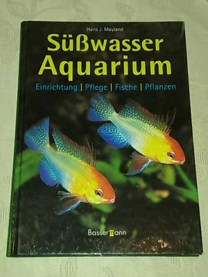 s wasser aquarium hans j mayland buch gebraucht kaufen a01trcvp01zze. Black Bedroom Furniture Sets. Home Design Ideas