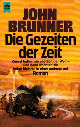John Brunner - Gezeiten der Zeit