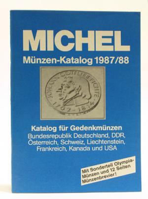 Michel Münzen Katalog 198788 Buch Gebraucht Kaufen A013wcgt01zza