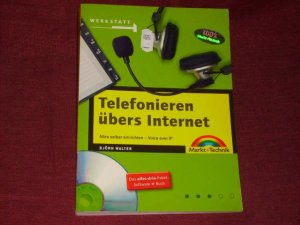 isbn 3827269156 telefonieren bers internet alles selber einrichten voice over ip neu. Black Bedroom Furniture Sets. Home Design Ideas