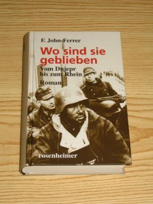 Wo sind sie geblieben Vom Dnjepr bis zum Rhein Verzamelingen Documenten en boeken