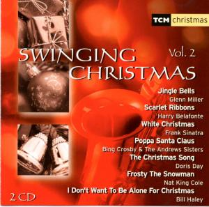Swinging christmas cd