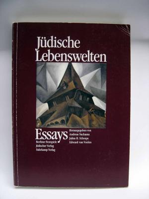 Jüdische Lebenswelten. Essays.
