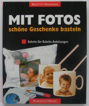 Geschenke mit bildern basteln
