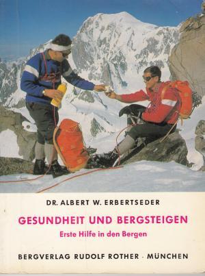Gesundheit und Bergsteigen.
