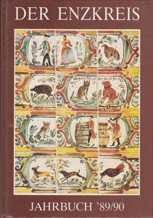 Der Enzkreis - Jahrbuch '89/90
