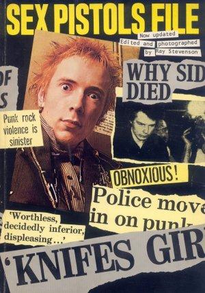 Bildtext: Sex Pistols File von Stevenson, Ray: