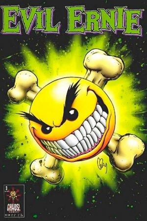 Bildtext: Evil Ernie Band 3 von Steven Hughes, Brian Pulido