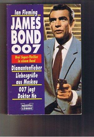 James Bond 007 Diamantenfieber Liebesgrusse Aus Moskau 007 Ian Fleming Buch Gebraucht Kaufen A01hkcbj01zzl