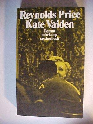 Suhrkamp-Taschenbuch  2751  Kate Vaiden : Roman. .
