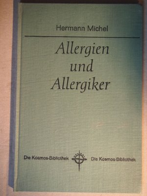 Stuttgart Kosmos Gesellschaft der Naturfreunde B 234 Allergien und Allergiker.