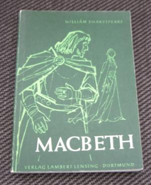 Shakespeare Drama  Macbeth + Heft Notes