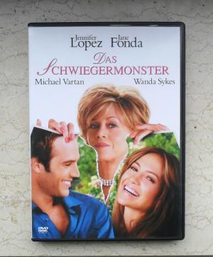 Das Schwiegermonster Jane Fonda Jennifer Lopez Romantik Komödie
