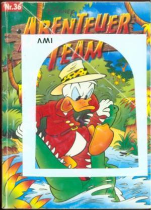 Disney Abenteuer-Team Nr. 36
