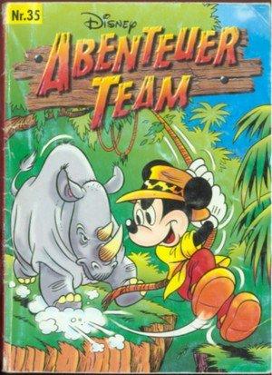 Disney Abenteuer-Team Nr. 35
